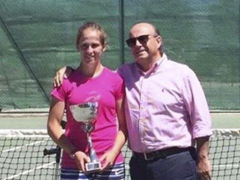 Alba Pedrero, Campeona Regional Cadete foto 0