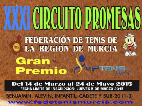 cartel15 xxxi circuito promesas
