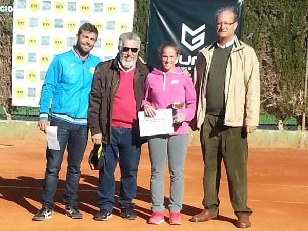 Alba Pedrero, finalista S18 del MS Algezares