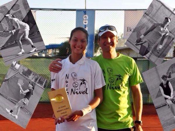 Melanie Stokke gana en Antalya su primer torneo en el circuito profesional