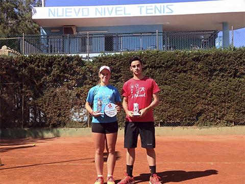 Circuito Promesas 2016 nuevo nivel tenis los alcazares