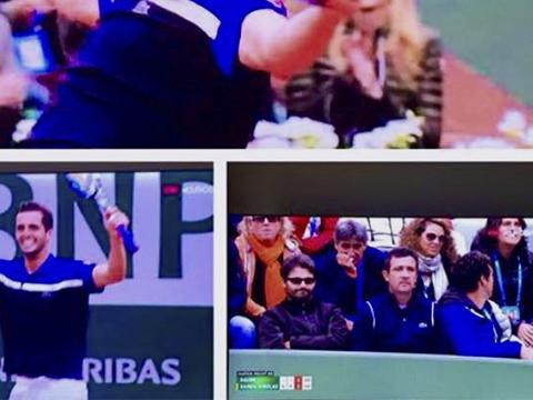 Equipo Ramos  nuevo nivel tenis los alcazares