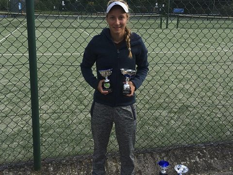 Marissa Stevenson nuevo nivel tenis