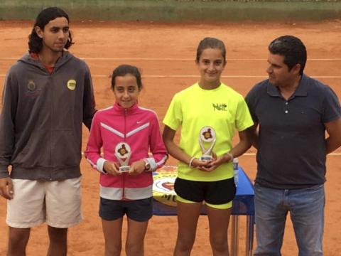 Laura Martinez promesas escuela nuevo nivel tenis lo alcazares murcia