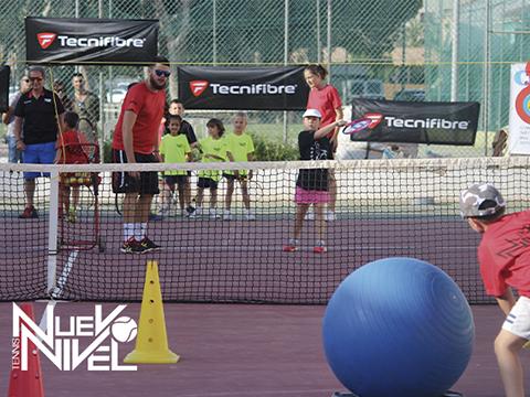 Clausura Escuela Nuevo Nivel Tenis los alcazares