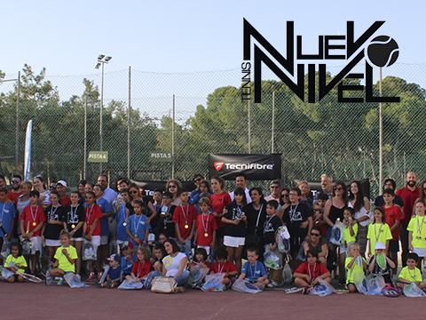 Clausura Escuela Nuevo Nivel Tenis