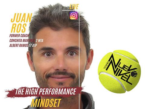 ponencia juan ros nuevo nivel tenis los alcazares